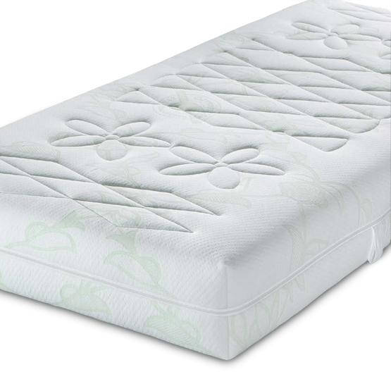 kaltschaummatratze primavera greenfirst mit hylex federn von malie. Black Bedroom Furniture Sets. Home Design Ideas