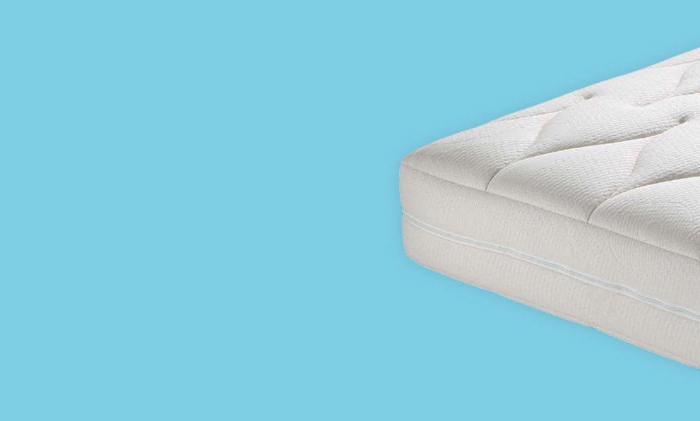 naturlatexmatratze pure green von malie. Black Bedroom Furniture Sets. Home Design Ideas