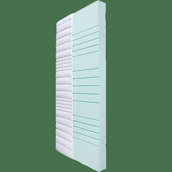 malie 7 zonen kaltschaummatratze. Black Bedroom Furniture Sets. Home Design Ideas